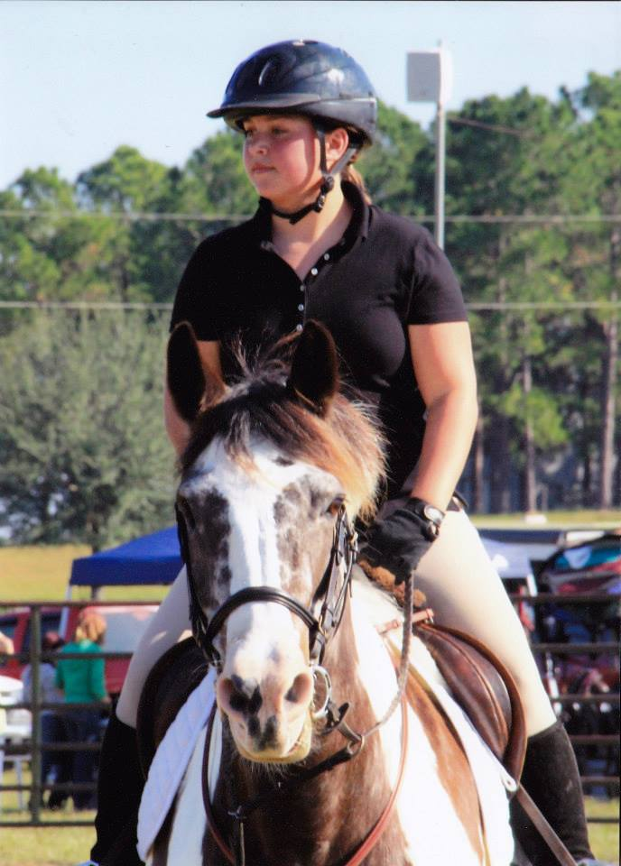 Riding Lesssons - Horse Shows - Carousel Farm Trilby