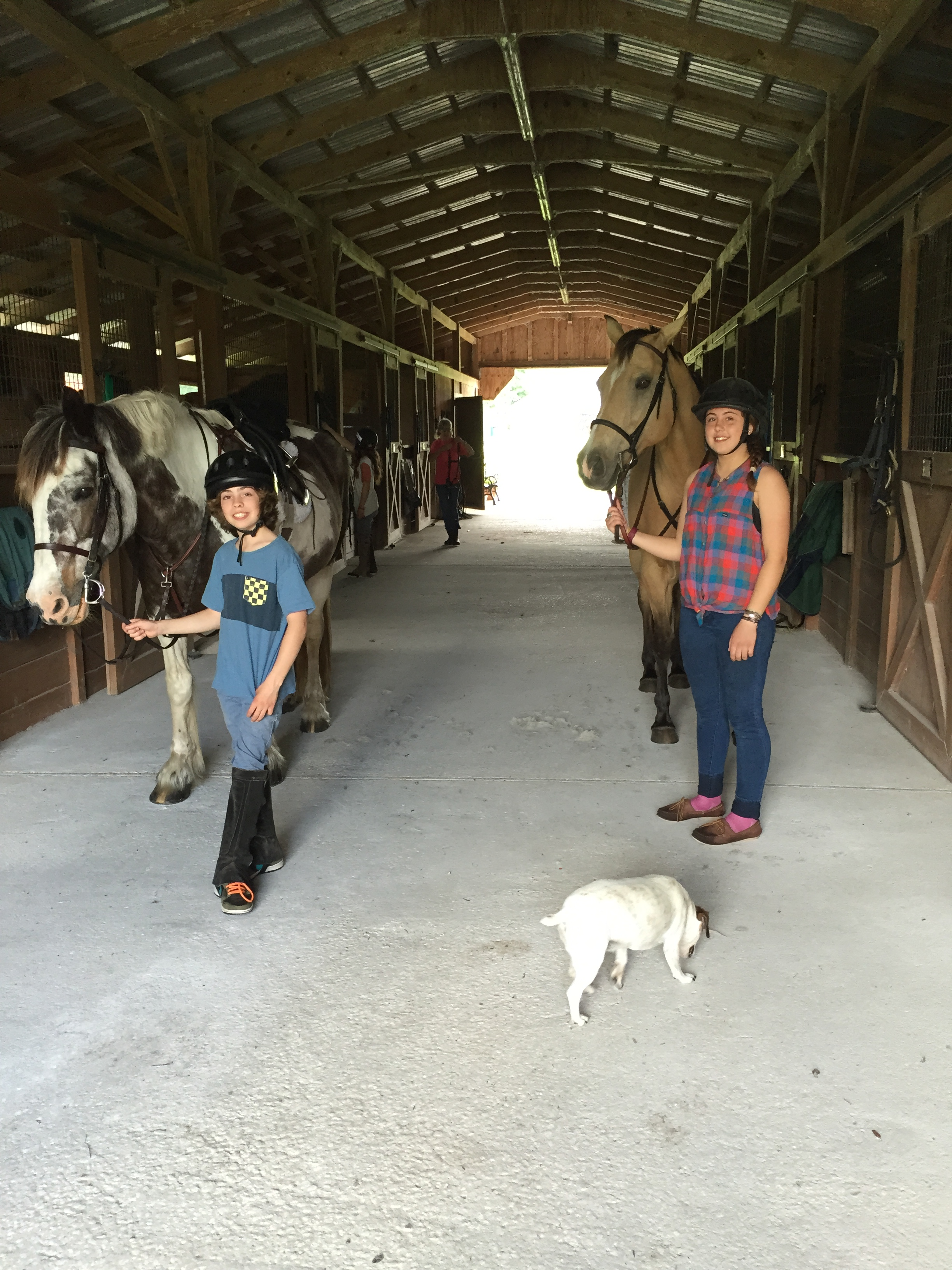 Ready To Ride Tobi & Savannah & Mia & Zoey